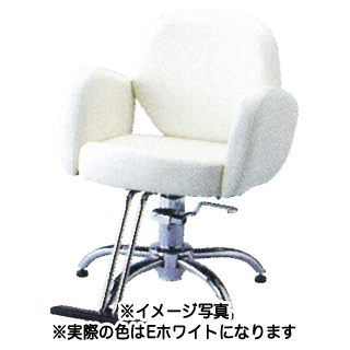 SB-935T-E セット椅子 ホワイト 【メーカー直送/代金引換決済不可】【 美容室 美容院 美容師 プロ 愛用 業務用 サロン専売品 】【BS】
