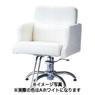 SB-108T-A セット椅子 ホワイト 【メーカー直送/代金引換決済不可】【 美容室 美容院 美容師 プロ 愛用 業務用 サロン専売品 】【BS】