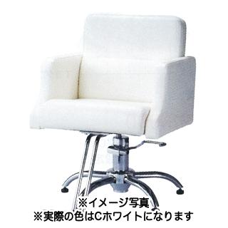 【 送料無料 】SB-108T-Cセット椅子 ホワイト 【メーカー直送/代金引換決済不可】【 美容室 美容院 美容師 プロ 愛用 業務用 サロン専売品 】【BS】