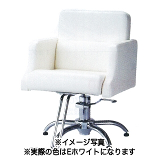 SB-108T-E セット椅子 ホワイト 【メーカー直送/代金引換決済不可】【 美容室 美容院 美容師 プロ 愛用 業務用 サロン専売品 】【BS】