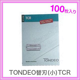 TONDEO 替刃S (100枚)TCR