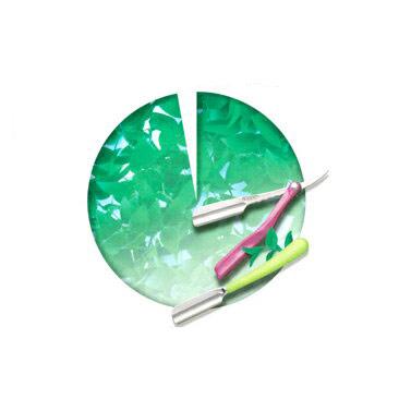 【 顔そりを変える1枚刃 】 フェザー プロフェッショナル アーティストクラブSS レザータイプ 【 サロン専売品 美容室 美容院 美容師 プロ 愛用 】【BS】