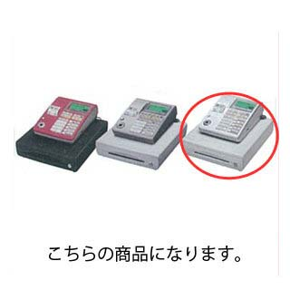 カシオ電子レジスタ TE-400 ホワイト