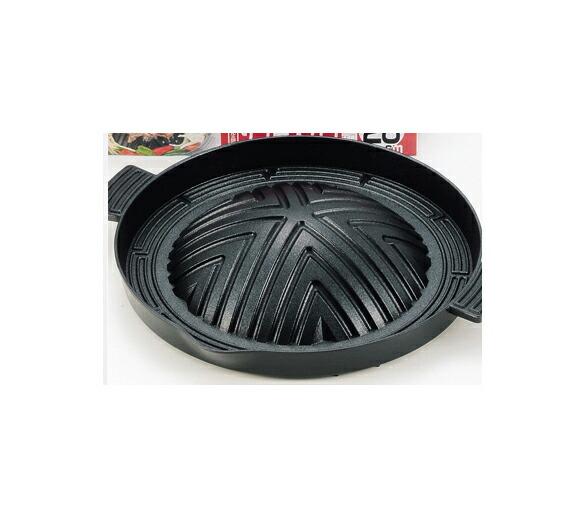 セール品 t-prl-h-3506 トングとセットでお得 登場大人気アイテム パール金属 ヘルシージンギス館 ふっ素加工アルミ鋳物製ジンギスカン鍋28cm ジンギスカン ジンギスカン鍋 こびりつきにくい お手入れ簡単 衛生的 業務用 BS 鉄板 焼肉屋 ビッグサイズ 家庭用 焼き肉 トング