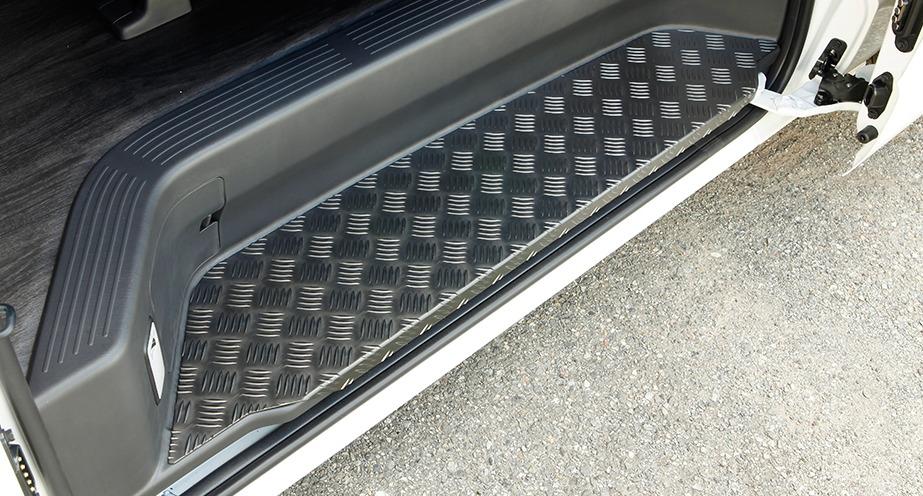 【エセックス】アルミステップカバー・セカンド 2枚セット ブラック・シルバー・ブロンズ