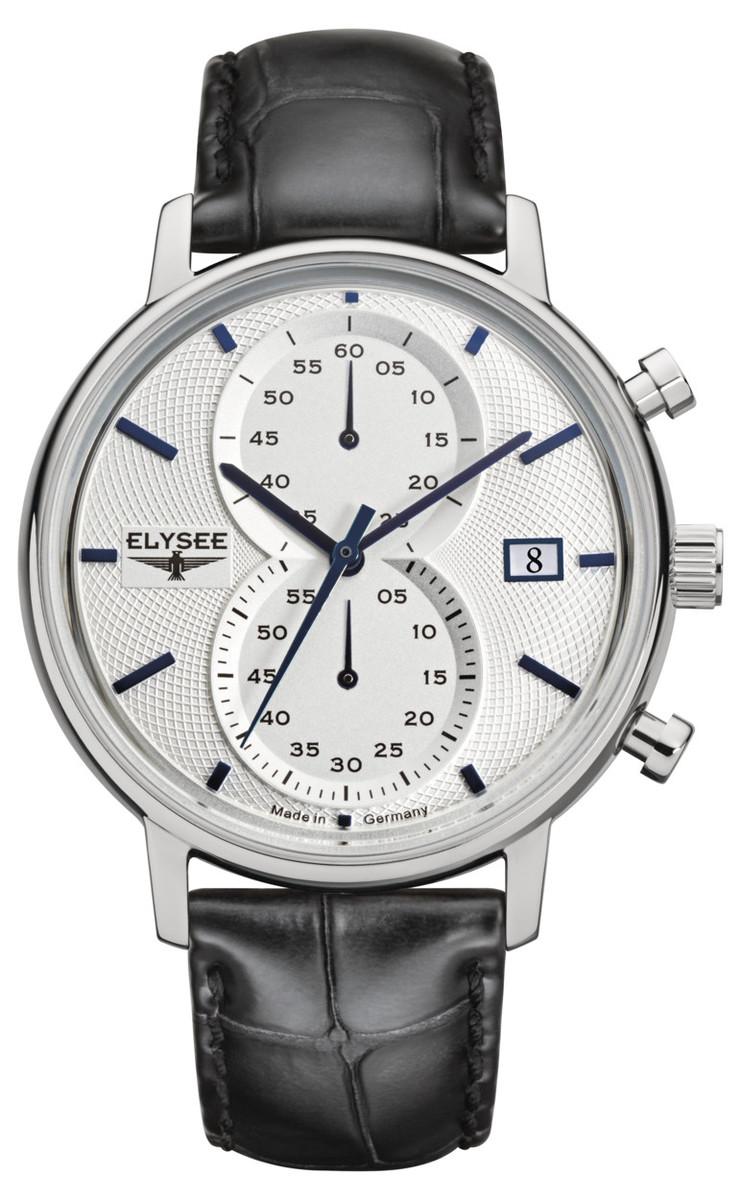 ELYSEE エリーゼ ドイツ 腕時計 クラシック レトロ MINOS 83820 メンズ クロノグラフ