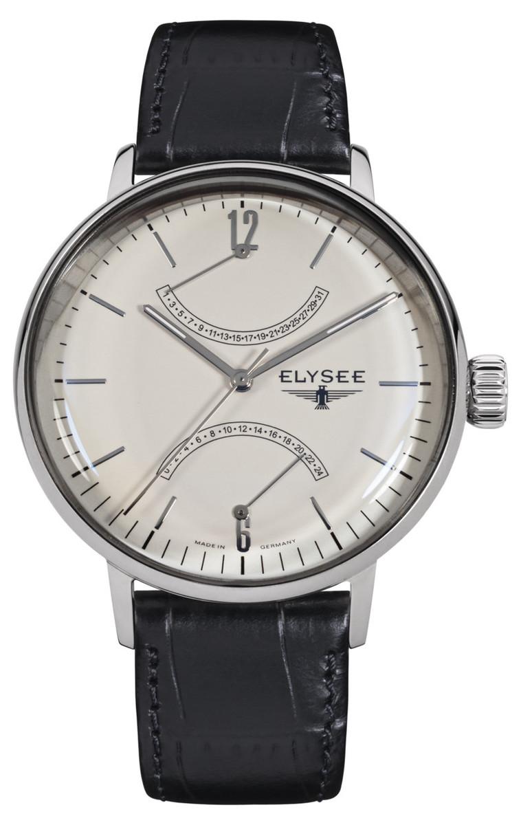 ELYSEE エリーゼ SITHON メンズ ドイツ 腕時計 クラシック レトロ シンプル ビジネス 13270