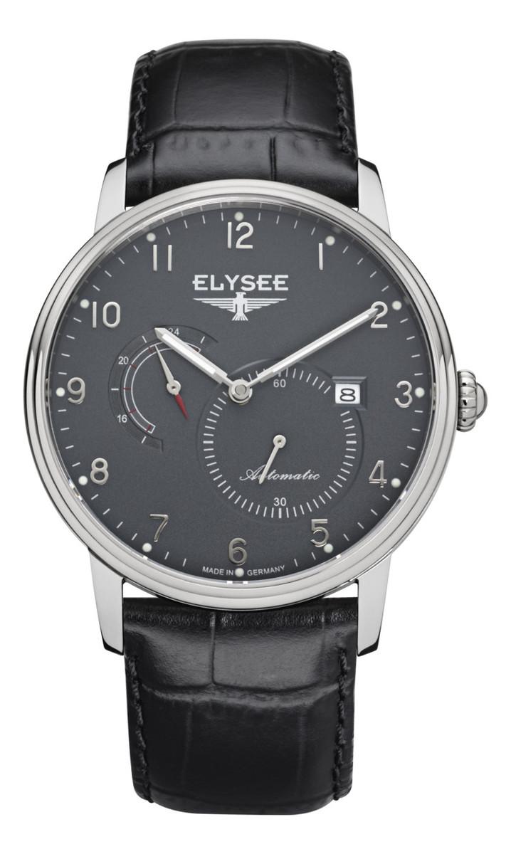 ELYSEE エリーゼ PRIAMOS 自動巻き メンズ ドイツ 腕時計 シンプル レトロ クラシック 77015G