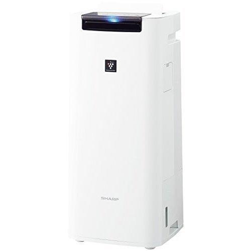 シャープ 加湿 空気清浄機 プラズマクラスター 25000 ハイグレード 10畳 空気清浄 18畳 2017年モデル ホワイト KI-HS40-W