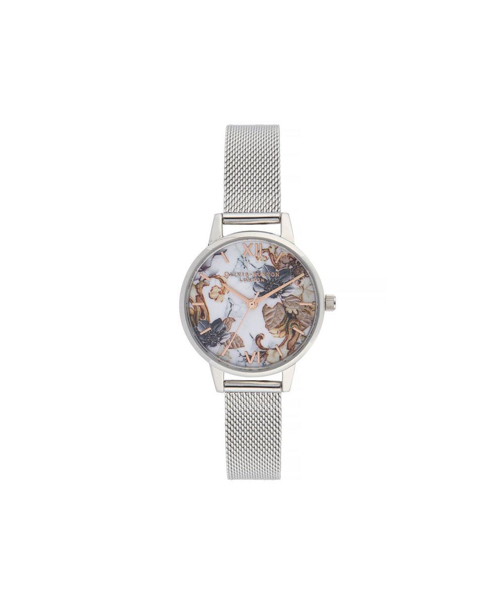 Olivia Burton オリビアバートン Marble Florals Midi Dial Watchマーブル ミディダイヤル ウォッチ 腕時計 レディース OB16CS16 プレゼント 贈り物