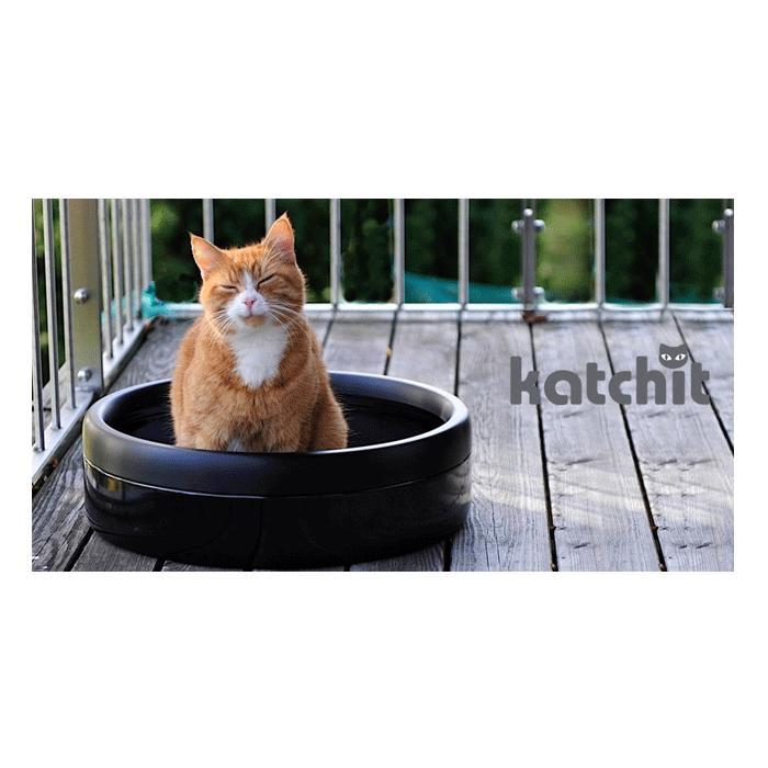 【送料無料】世界最高品質の ドイツ製 デザイナーズ・キャットトイレ Katchit(キャシット)[全4色]【猫/トイレ/高品質/プレゼント】