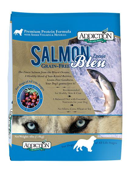 アレルギーに配慮した最高品質のドッグフード 超激安特価 送料無料 グレインフリーフード Addiction アディクション サーモンブルー 15kg 皮膚 超歓迎された 犬 ドッグフード 被毛 アレルギー 穀物フリー ドライ