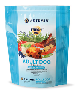 【送料無料】正規品 ARTEMIS アーテミス ドックフード フレッシュミックス アダルトドッグ 13.6kg 【アダルト/成犬/ドッグフード】