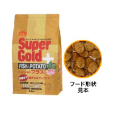 【送料無料】森乳 ドッグフード スーパーゴールド フィッシュ&ポテト プラス 関節ケア用 低アレルゲンフード 7.5kg 【犬/関節/ドッグフード】