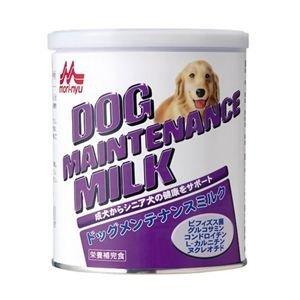 成犬 シニア犬の健康のために特別に調製されたミルク 吟味された原料を使った国産品ミルク 森乳 オープニング 大放出セール ワンラック ドッグメンテナンスミルク ミルク シニア 犬 280g 国産品 格安激安
