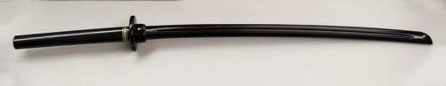 黒檀樋入り木鍔付き木刀