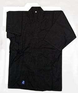 居合衣(テトロン)筒袖
