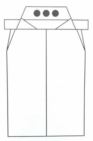 当店で同時に購入した袴に刺繍致します 剣道 マーケティング 豊富な品 袴 腰板刺繍 家紋 校章 武道園 文字4文字まで