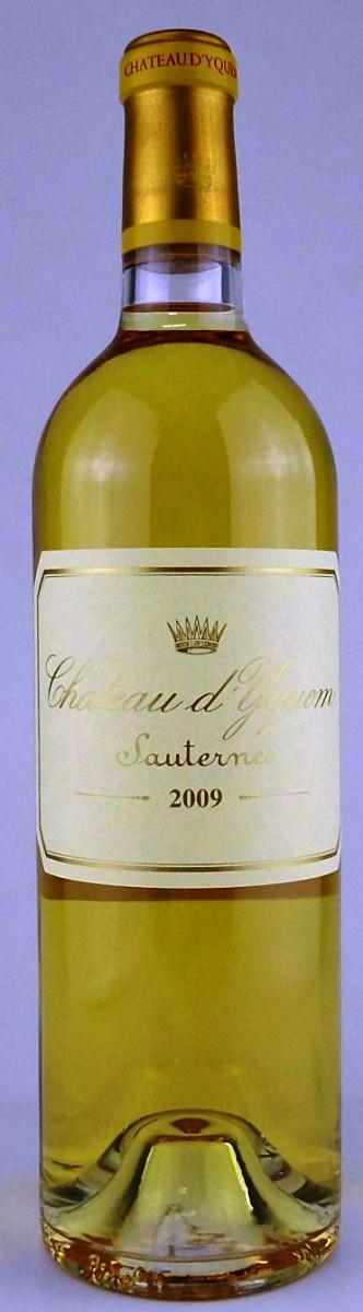 【フランス・白】シャトー・ディケム 2009 Chteau d'Yquem 【最高級のソーテルヌ!】