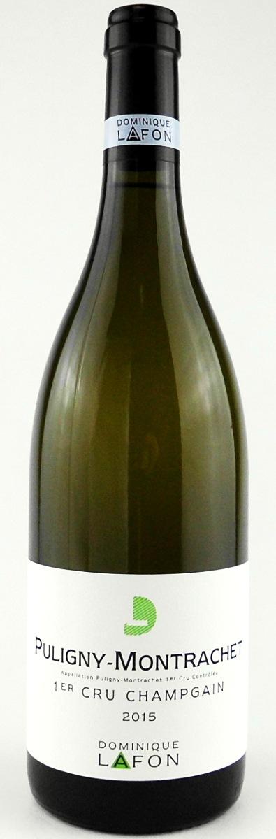 【グレートヴィンテージ】【 ドミニク・ラフォン 】ピュリニー・モンラッシェ 2015 【2015年】 750ML (フランスワイン)(白ワイン)