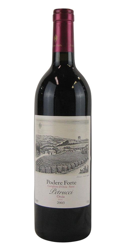 ポデーレ・フォルテ ペトルッチ 2003 750ML (イタリアワイン)(赤ワイン)