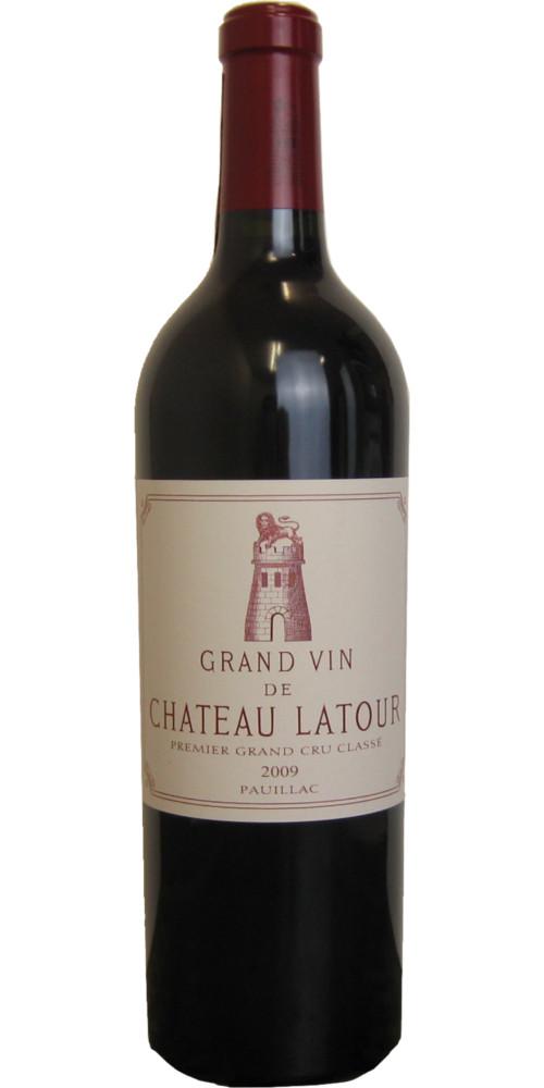 シャトー ラトゥール 2009 750ML (フランスワイン)(赤ワイン)(店)