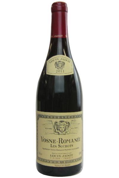 ルイ・ジャド ヴォーヌ・ロマネ 1級 レ・スショ【2011】750ml(フランスワイン)(赤ワイン )