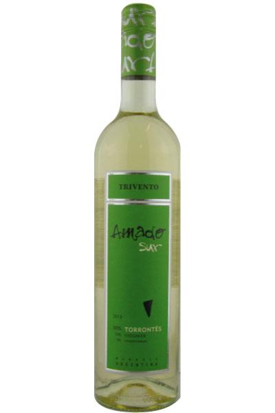 トリヴェント アマド スール 蔵 トロンテス 2013 2013 白ワイン 750ml 国内送料無料 アルゼンチンワイン 750ml