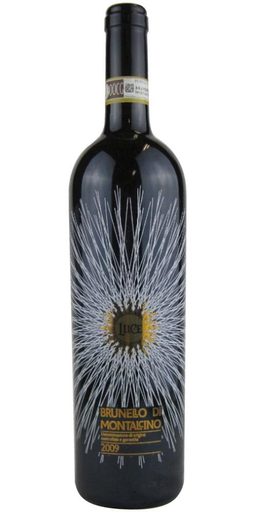 ルーチェ ブルネッロ・ディ・モンタルチーノ 2009 750ML (イタリアワイン)(赤ワイン)