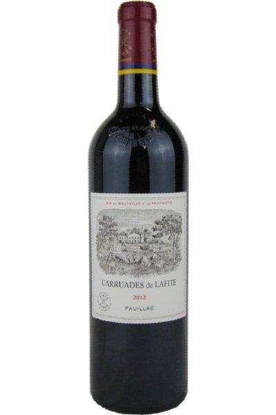 カリュアド・ド・ラフィット 2014 750ML (フランスワイン)(赤ワイン)