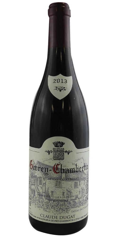 クロード・デュガ ジュヴレ・シャンベルタン 2013 750ML (フランスワイン)(赤ワイン)