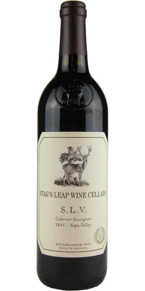 スタッグス・リープ S.L.V カベルネ・ソービニョン 2011 750ML (アメリカワイン)(赤ワイン)