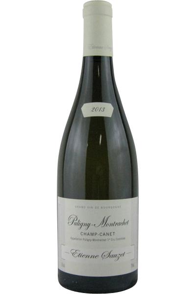 エティエンヌ・ソゼ ピュリニー・モンラッシェ 1級畑 シャンカネ 2013 750ML (フランスワイン)(白ワイン)