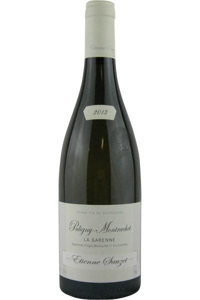 エティエンヌ・ソゼ ピュリニー・モンラッシェ 1級畑 ラ・ガレンヌ 2013 750ML (フランスワイン)(白ワイン)