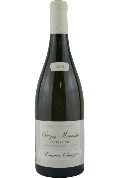 Puligny Montrachet Les Perrieres 750mlエチエンヌ・ソゼ ピュリニー・モンラッシェ・レ・ペリエール Etienne Sauzet [2011]