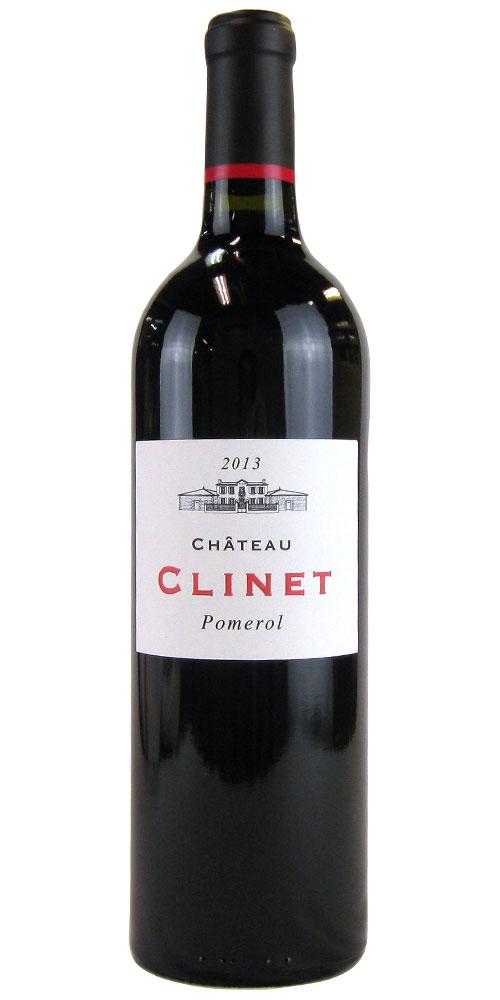 シャトー クリネ 2013 750ML (フランスワイン)(赤ワイン)