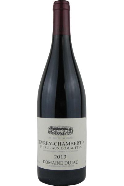 ドメーヌ・デュジャック ジュヴレ・シャンベルタン 1級畑 オー・コンボット 2013 750ML (フランスワイン)(赤ワイン)