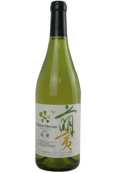 Chateau Mercian ensemble moegi (moegi) 2013 750ML (Japan wine) (white wine)