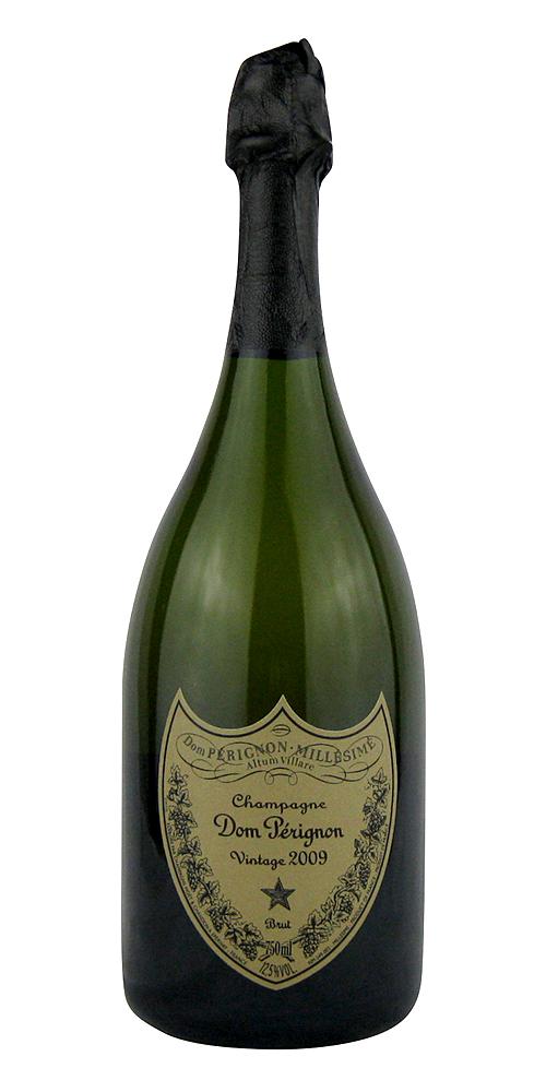 ドンペリニョン ミレジム ブリュット 2009 750ML (フランスワイン)(シャンパーニュ白)