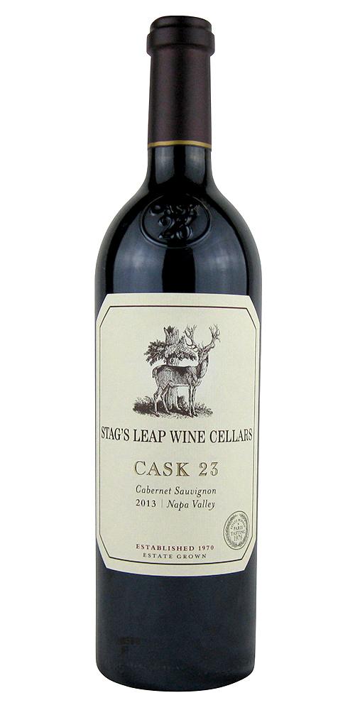 スタッグスリープ カスク23 エステート カベルネ・ソーヴィニヨン 2013 750ML (アメリカワイン)(赤ワイン)