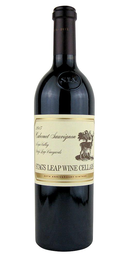 スタッグスリープ SLV カベルネ・ソーヴィニヨン 2013 750ML (アメリカワイン)(赤ワイン)