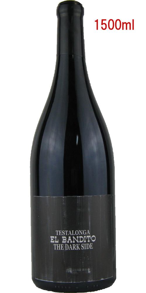 テスタロンガ エル・バンディード ザ・ダーク・サイド マグナム 2016 750ML (南アフリカワイン)(赤ワイン)