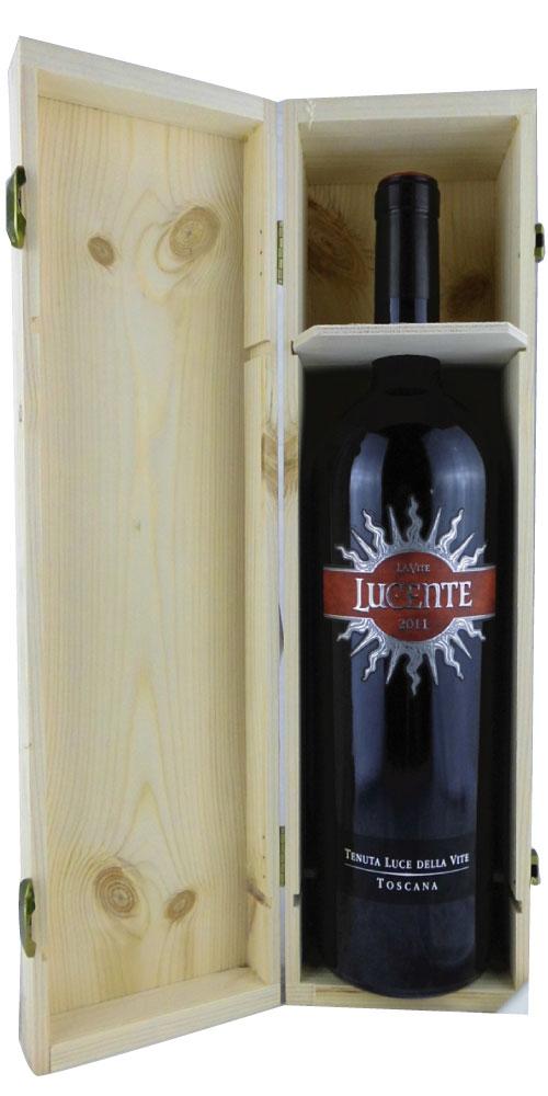 ルーチェ・デッラ・ヴィーテ ルチェンテ マグナム 2011 1500ML (イタリアワイン)(赤ワイン)