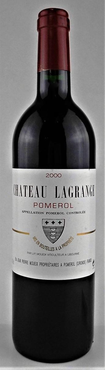【フランス・赤】シャトー・ラグランジュ・ア・ポムロール 2000 Chateau Lagrange a Pomerol 【母の日に自分の生まれ年のワインを贈ろう!生んでくれてありがとう!】