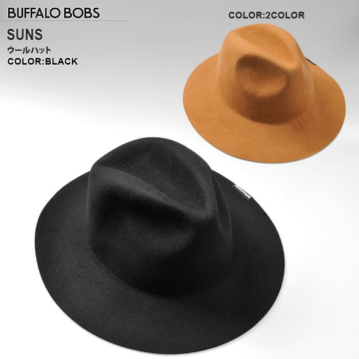 buffalobobs  BUFFALOBOBSSUNS broad-brimmed   hat (black (09 ... a0b9c135d69