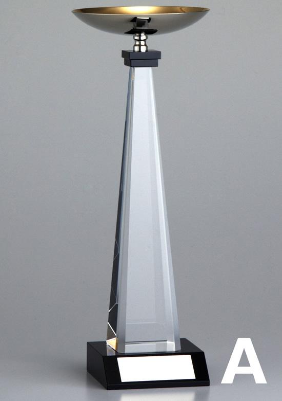 【在庫処分大特価!!】 光学ガラストロフィー/YC-2948A/370×150mmサイズ/SO-6/ゴルフ/スポーツ/サッカー/野球/表彰/大会/景品/賞品, サテンマーメイドshop:f2f06cdd --- canoncity.azurewebsites.net