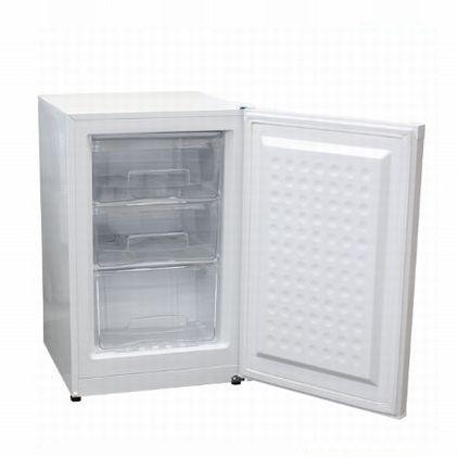 冷凍ストッカー (冷凍庫) 前開きタイプ 82リットル[RRS-T82](北海道・沖縄・離島へ発送の場合は送料別途お見積り)