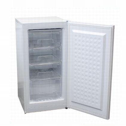 冷凍ストッカー (冷凍庫) 前開きタイプ 108リットル[RRS-T108](北海道・沖縄・離島へ発送の場合は送料別途お見積り)
