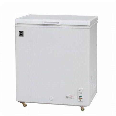 送料無料!-20℃冷凍ストッカー(冷凍・チルド・冷蔵 温度切替タイプ)146リットル [RRS-146NF] (北海道・沖縄・離島へ発送の場合は送料別途お見積り)