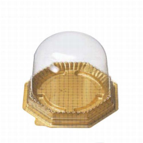 クリーンカップドーム 本体 ふたセット 洋菓子容器 再販ご予約限定送料無料 直送商品 50個入り